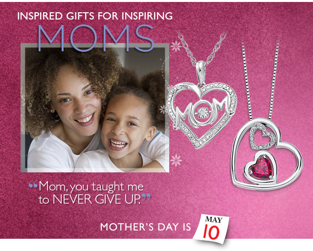 Inspired Gifts for Inspiring Moms